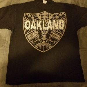 Vintage Shaka Raiders T Shirt